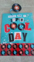 Super cool day gift bag (Code 3542)